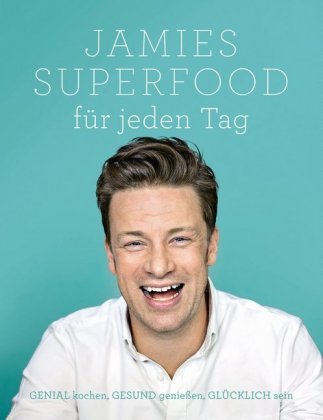 Cover Jamies Superfood für jeden Tag