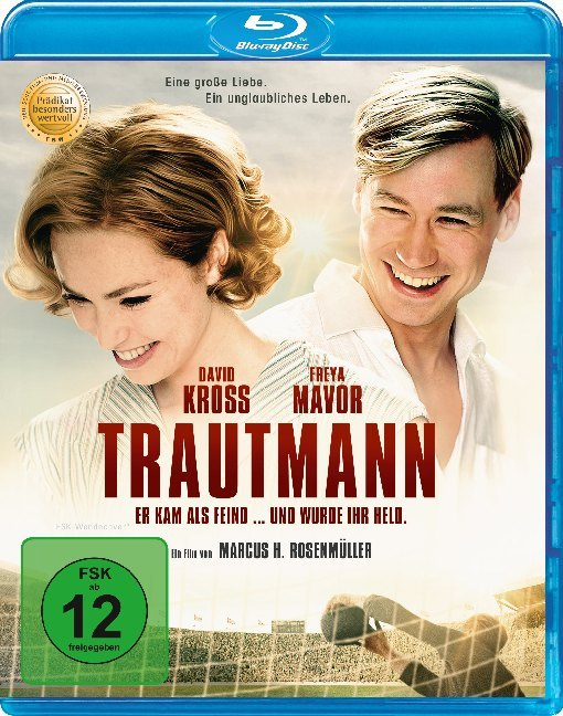 Trautmann. Blu-Ray