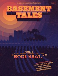 Cover Basement Tales Vol. 1