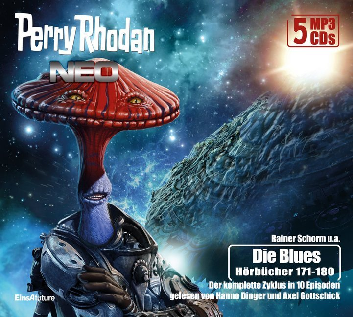 Perry Rhodan NEO 171 - 180 Die Blues