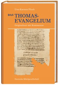 Cover Das Thomasevangelium