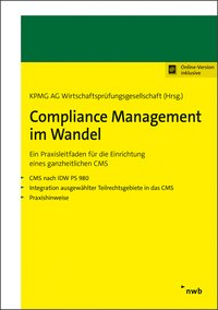 Cover Compliance Management im Wandel