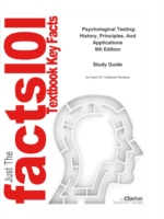 Cover e-Study Guide for: Psychological Testing: History, Principles, And Applications by Gregory, ISBN 9780205468829