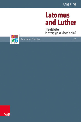 Cover Latomus and Luther
