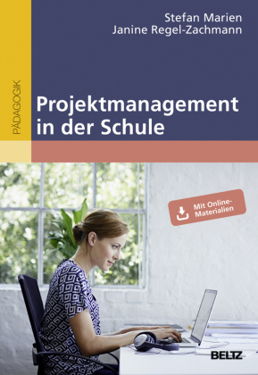 Cover Projektmanagement in der Schule