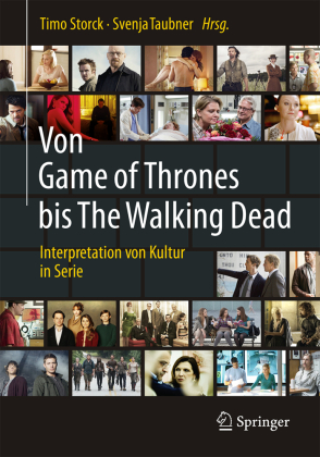 Cover Von Game of Thrones bis The Walking Dead
