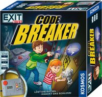 Cover Exit Kids - Code Breaker (Kinderspiel)