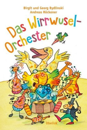 Cover Das Wirrwusel-Orchester