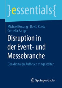 Cover Disruption in der Event- und Messebranche