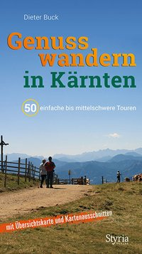Cover Genusswandern in Kärnten