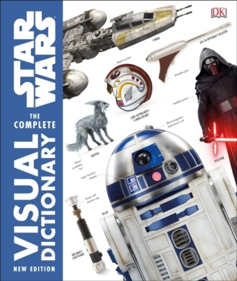 Star Wars The Complete Visual Dictionary, New Edition
