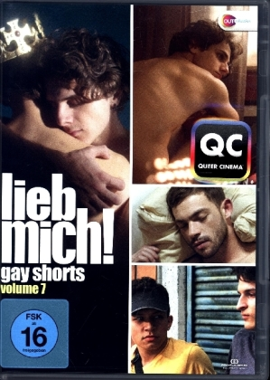 Lieb Mich! - Gay Shorts Volume 7