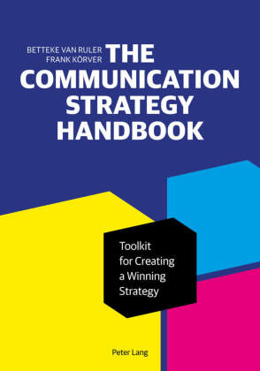 Cover The Communication Strategy Handbook