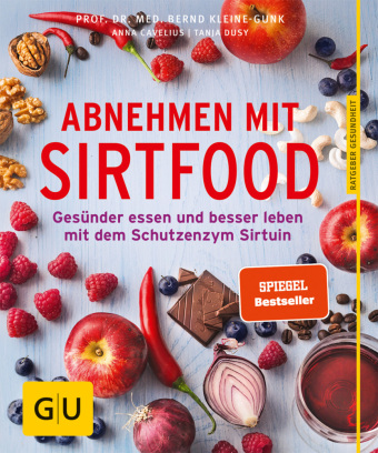 Cover Abnehmen mit Sirtfood