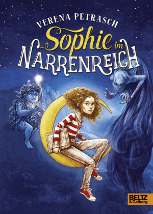 Cover Sophie im Narrenreich