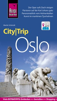 Cover Reise Know-How CityTrip Oslo