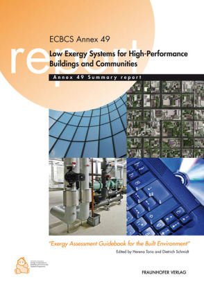 Cover Exergy Assessment Guidebook for the Built Environment