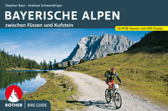 Cover Bike Guide Bayerische Alpen