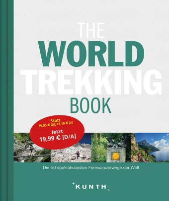 Cover The World Trekking Book