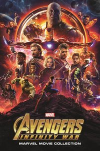 Cover Marvel Movie Collection: Avengers: Infinity War