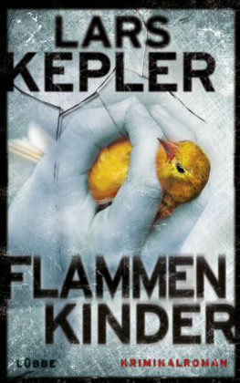 Cover Flammenkinder