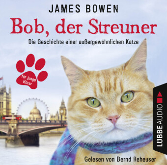 Bob, der Streuner, Audio-CD