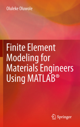 Cover Finite Element Modeling for Materials Engineers Using MATLAB?