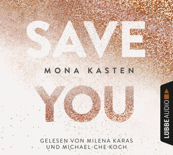 Save You, 6 Audio-CDs