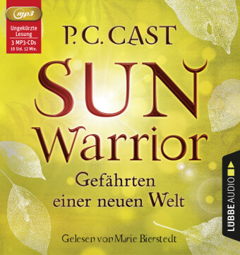 Sun Warrior, 3 MP3-CDs