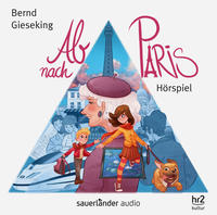 Cover Ab nach Paris