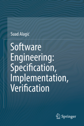 Cover Software Engineering: Specification, Implementation, Verification