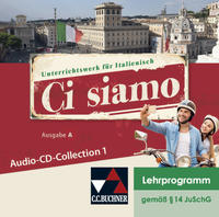 Cover Ci siamo! A / Ci siamo A Audio-CD-Collection 1