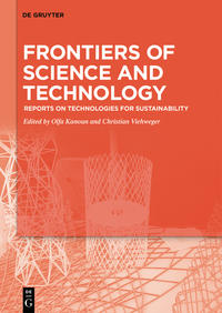 Cover Frontiers in Science and Technology