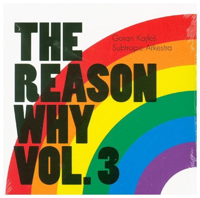 The Reason Why. Vol.3, 1 Audio-CD