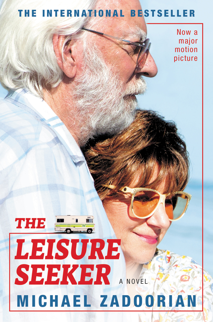 Cover The Leisure Seeker [Movie Tie-in]