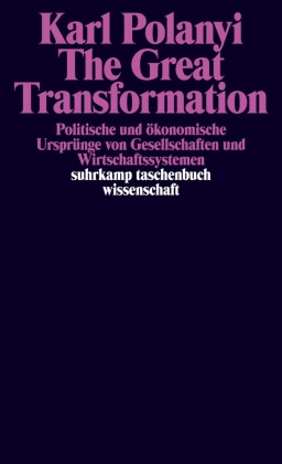 Cover The Great Transformation
