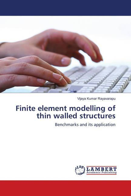 Cover Finite element modelling of thin walled structures