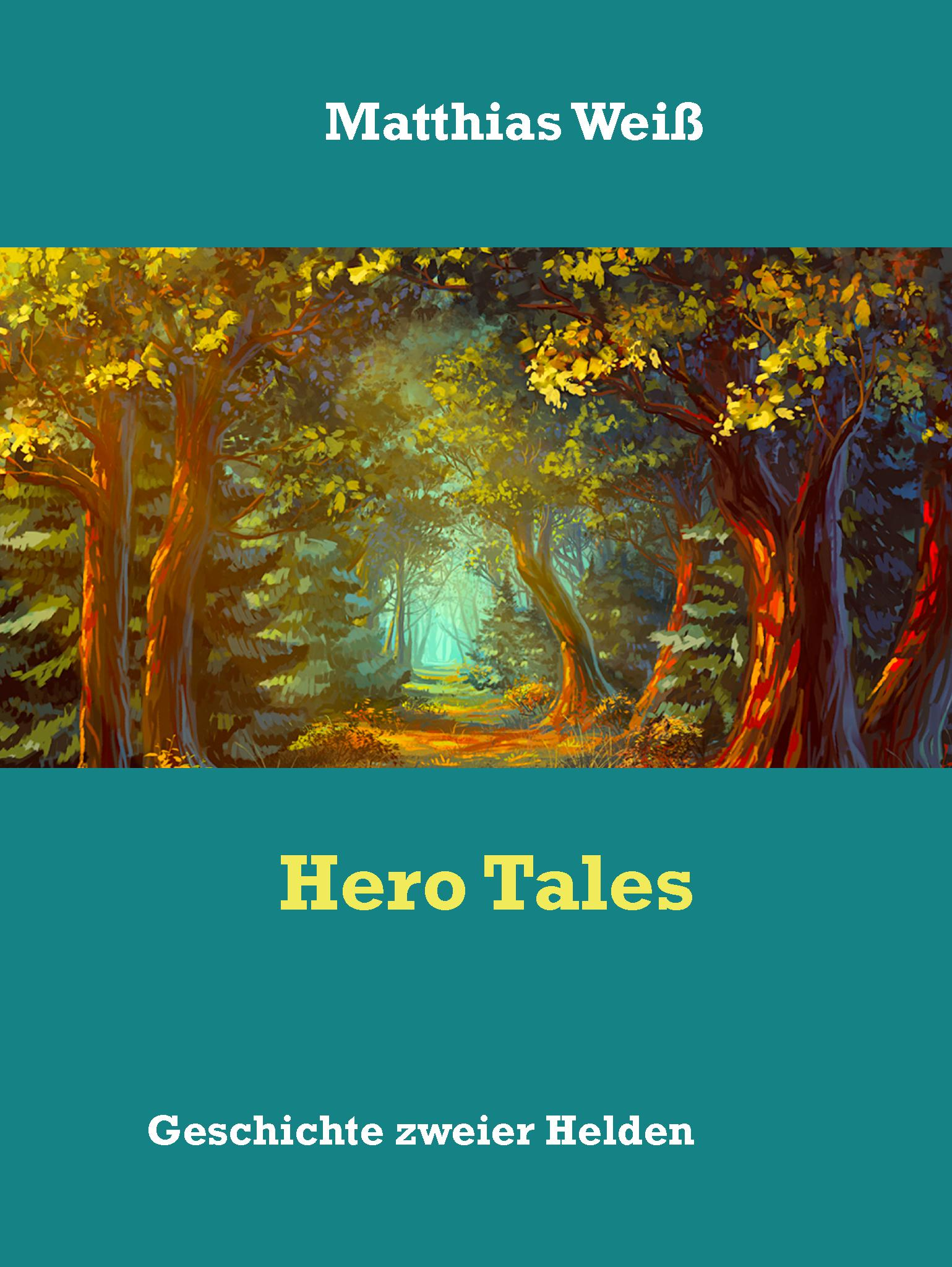 Cover Hero Tales