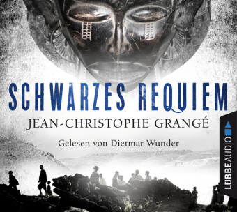 Cover Schwarzes Requiem, 12 Audio-CDs