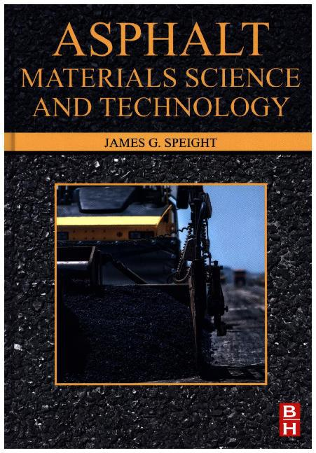 Cover Asphalt Materials Science and Technology