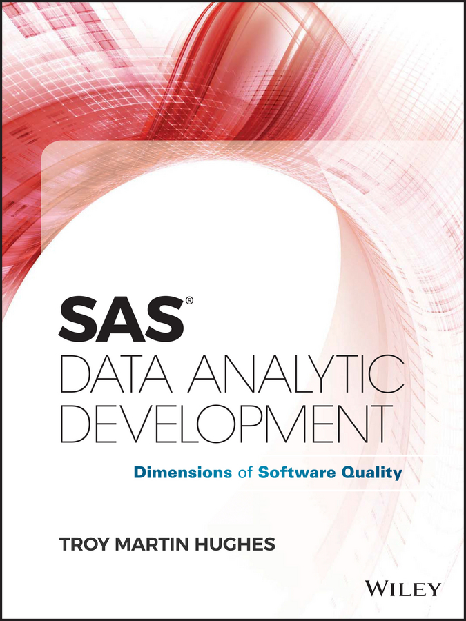 Cover SAS Data Analytic Development