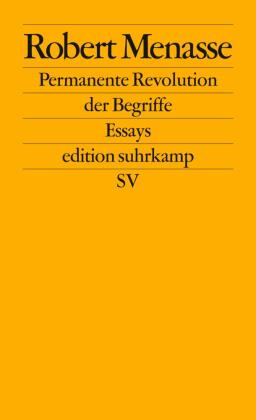 Cover Permanente Revolution der Begriffe