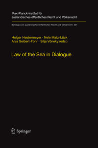 Cover Law of the Sea in Dialogue