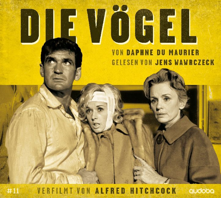 Die Vögel, 3 Audio-CDs, MP3 Format