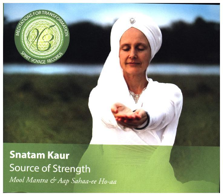 Source of Strength, 1 Audio-CD