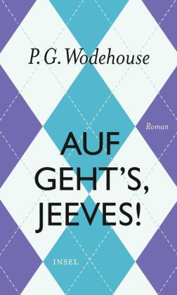 Cover Auf geht's, Jeeves!