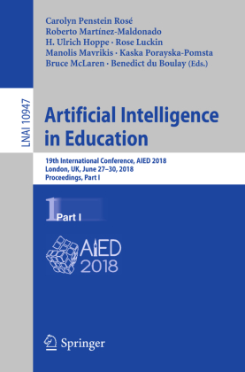 Artificial Intelligence in Education