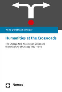 Cover Humanities at the Crossroads