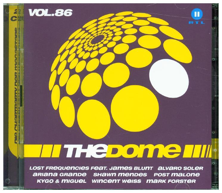 The Dome. Vol.86, 2 Audio-CDs