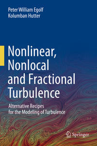 Cover Nonlinear, Nonlocal and Fractional Turbulence